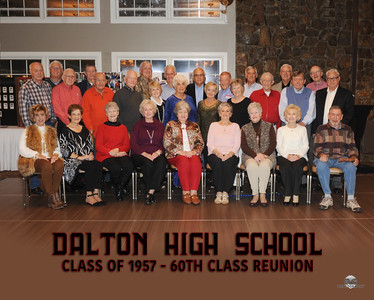 Dalton High School Class of 1957 - 60th
