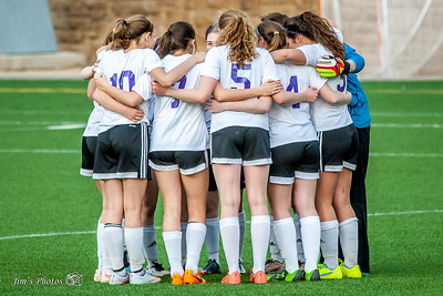 HS Sports - East Girls Soccer - April 21, 2016