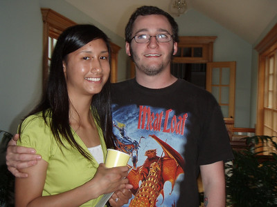 4-26-08 Crystal's Shower