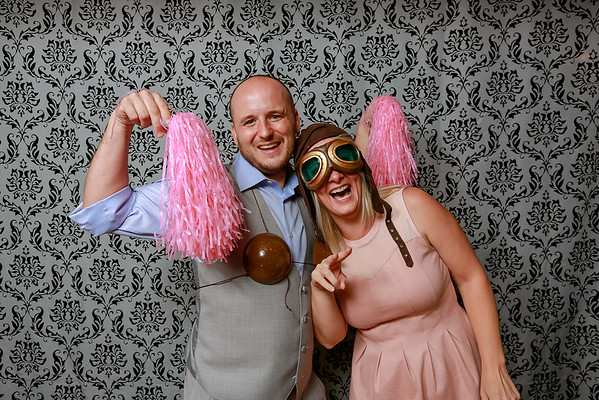Julia and Paul's Photo Booth