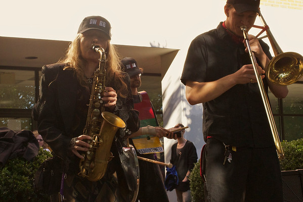 Dirty Water Brass Band 2010