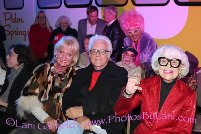 Palm Springs Buzz Trolley Launch 12/19/14
