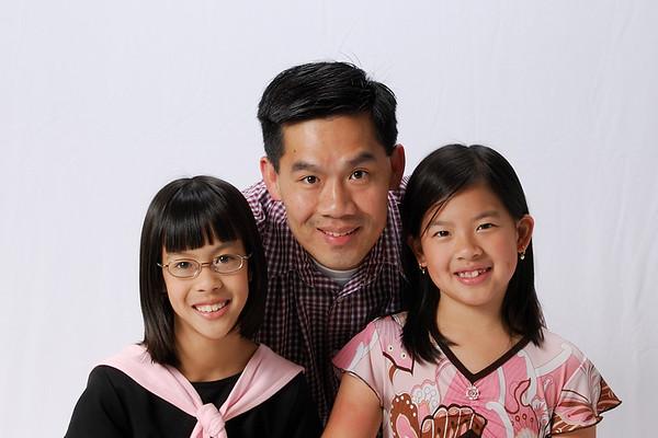 Kevin Ho Family