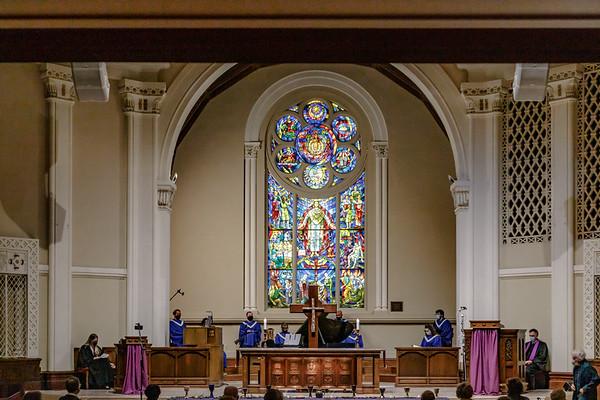 Central Christian Lexington KY Maunday Thursday 4 1 2021
