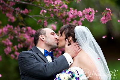 Melissa & Adam {wedding day}