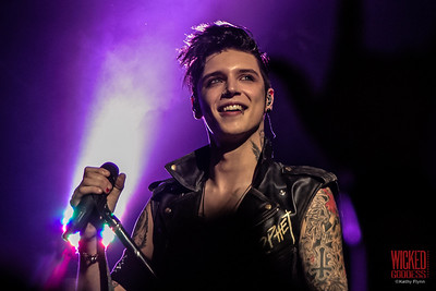 Black Veil Brides at Club Nokia