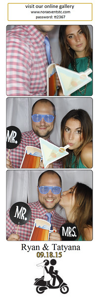 Tatyana and Ryan {photo strips}