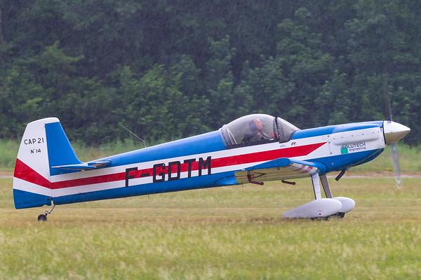 F-GDTM - Mudry CAP-21