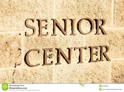 Show at Senior Home