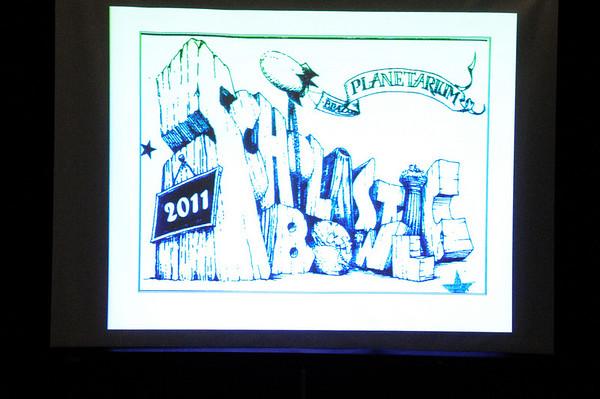 Brazosport Planetarium Scholastic Bowl 2011-2/5/11