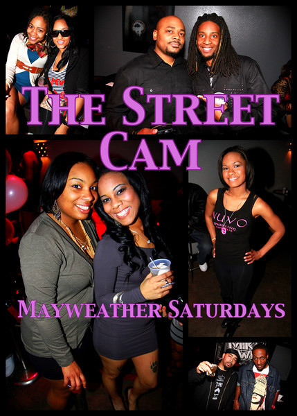 The Street Cam: Mayweather Saturdays (1/15)