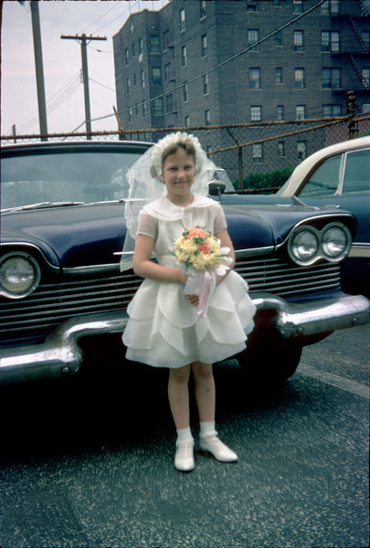 susan with 57 plymouth savoy.jpg