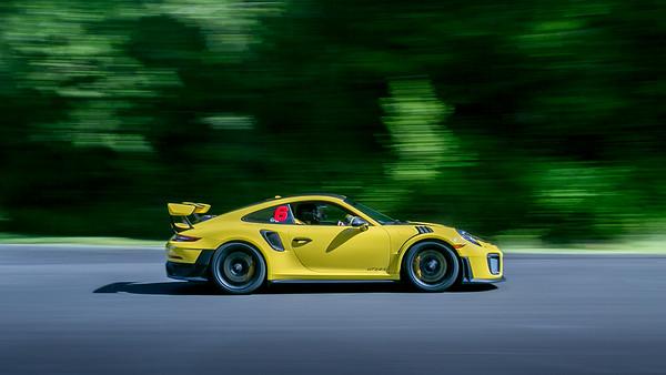 Porsche Club 5/18/19