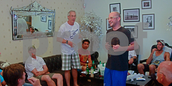 7/6/2013 - Israel Lacrosse Management Meeting - Ness Ziona Hotel, Tel Aviv, Israel