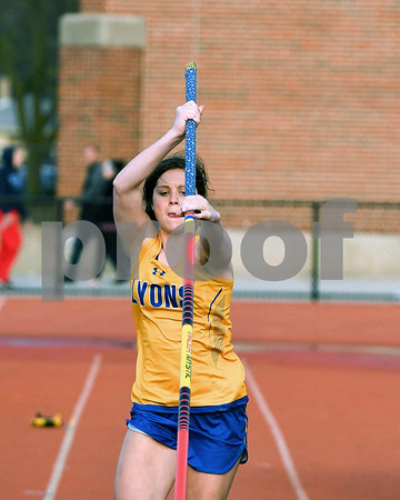 Lyons Township girls track