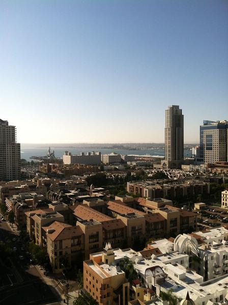 San Diego, La Jolla, OC: NetJets 9/12