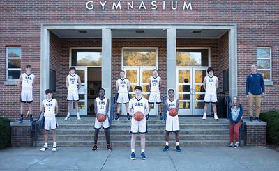 Varsity Boys' Basketball 2020
