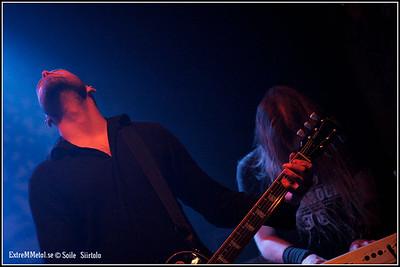 SWALLOW THE SUN – Kafé 44 13/1 2006