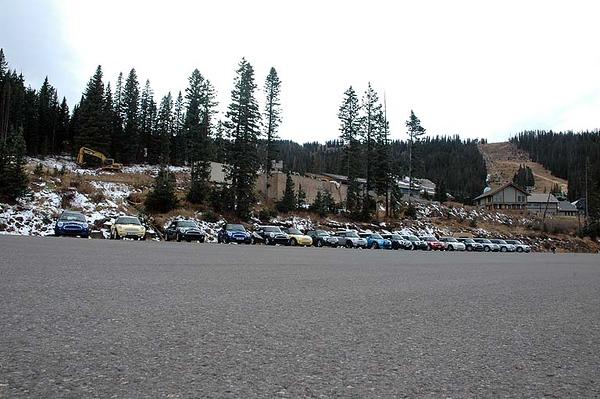 Wolf Creek Ski Area.