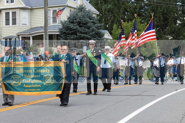 Sullivan County Firemen's Parade