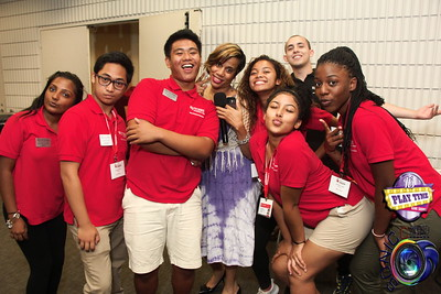 AUGUST 1ST, 2016: NEW STUDENT ORIENTATION @ RUTGERS W/ IT'S PLAYTYME