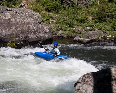 Kayaking/Rafting