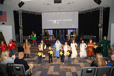 OHCC Childrens Christmas Service