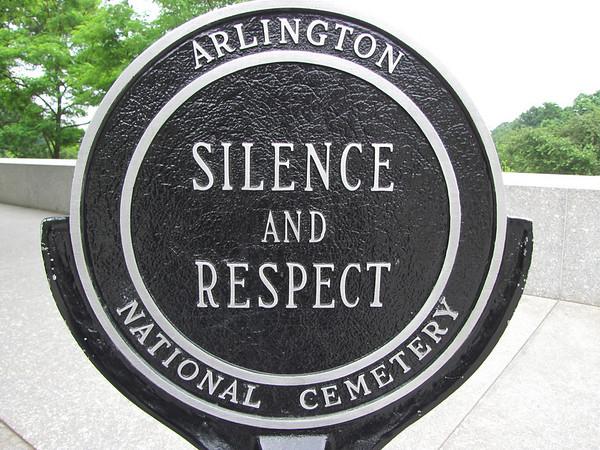 Washington, DC.  Arlington Cemetery