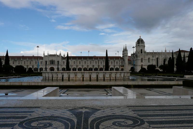 Mosteiro dos Jerónimos. Belém, Lisbon