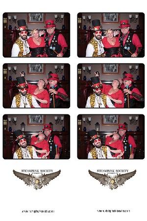 Photo Strips - 9/21/19 - Steampunk Festival