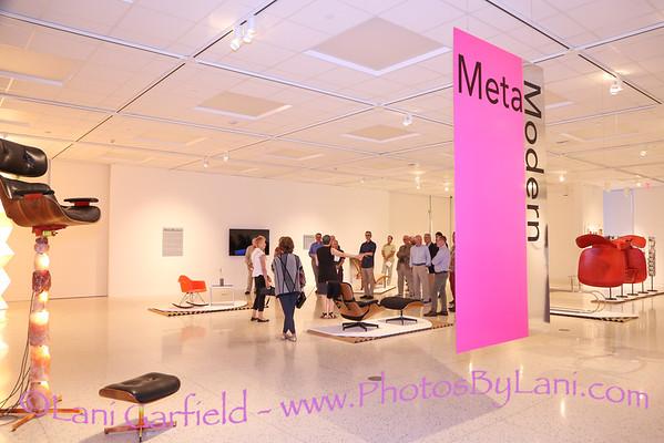 A & D Center Meta Modern Exhibit Opening