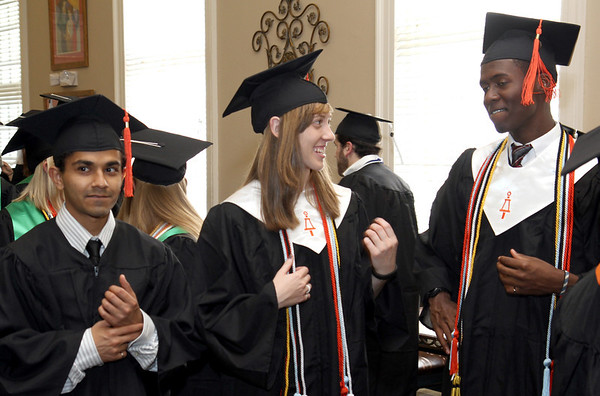 Baccalaureate 2013