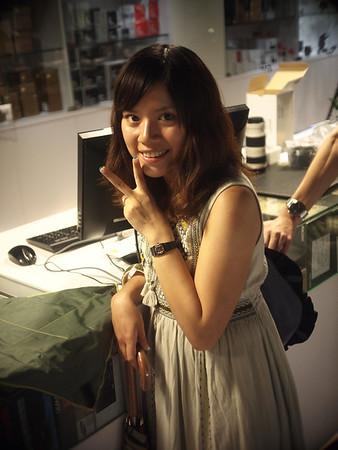 2010.08.14 @ 相機王忠孝店