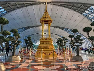 Thailand - 21th Feb 2019 (Flying home Kon)