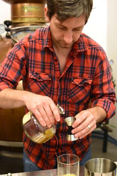 Ski Bum Rum Distillery - 100319