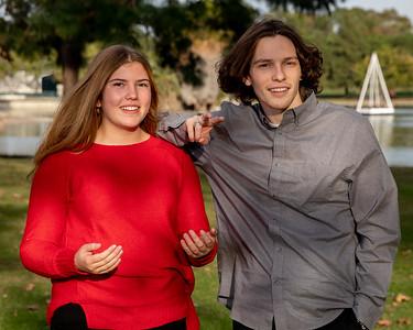 2019-11-26 Lisa Hall and Family