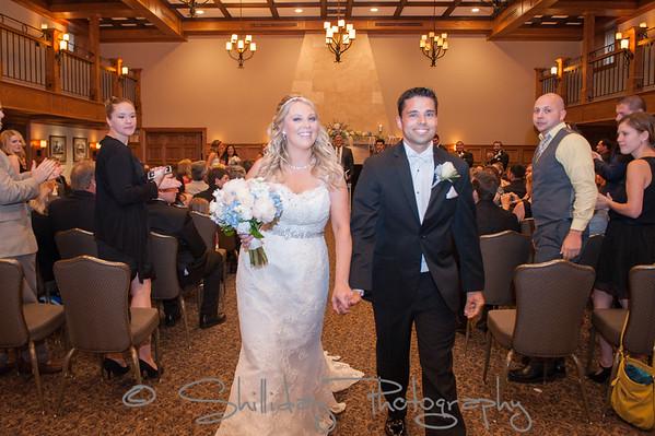Stephanie and Brandon - Ceremony