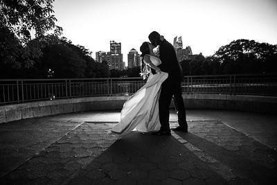 Stephanie and Nic Wedding