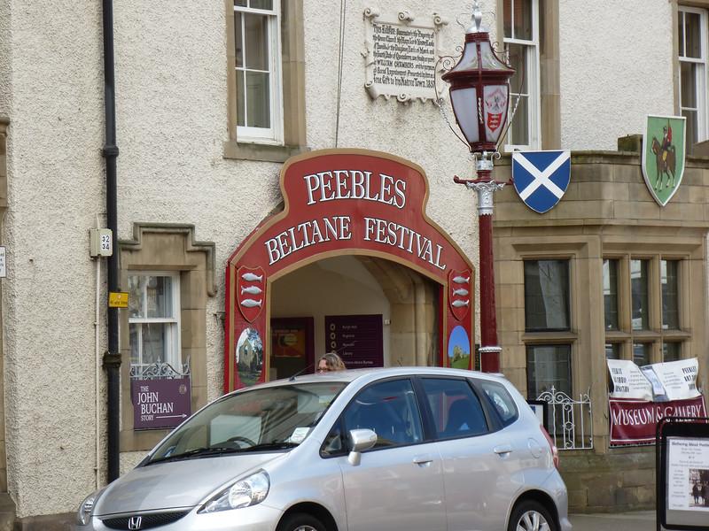Peebles, Scotland
