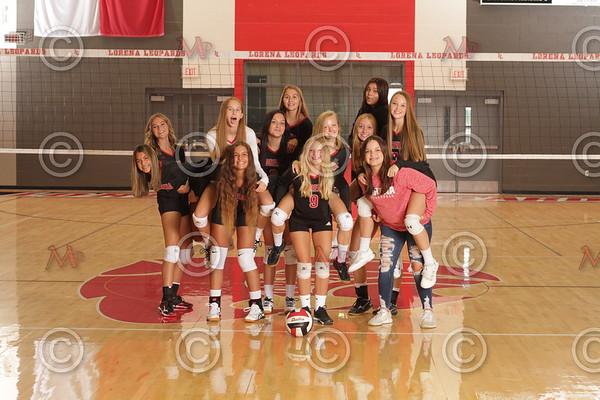 Lorena High School Volleyball 2021
