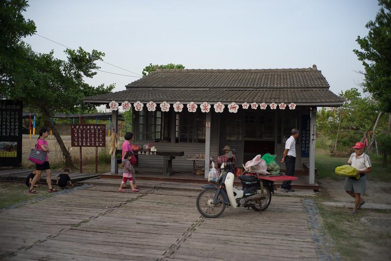 板陶窯交趾剪黏工藝園