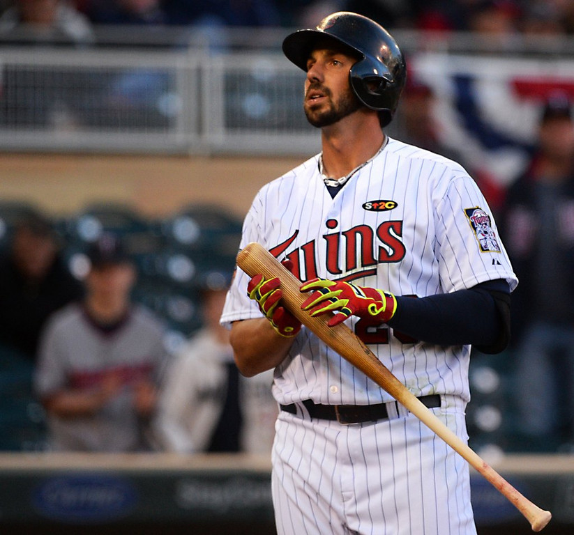""". 4. (tie) CHRIS COLABELLO <p>Demoted Twin has had so few hits recently, fans started calling him Nickelback. (unranked) <p><b><a href=\'http://www.twincities.com/twins/ci_25835047/twins-send-rbi-leader-chris-colabello-triple\' target=\""""_blank\""""> LINK </a></b> <p>   (Pioneer Press: John Autey)"""