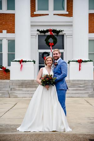 Tarah & Taylor Daniel Wedding 12-20-2020