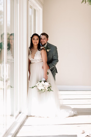 Mariana and Matt got married