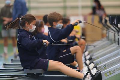Campeonato Ence-Concello de Marín de Remo Ergómetro Escolar