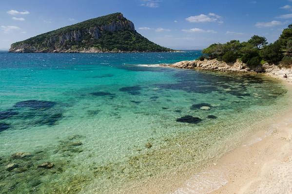 Sardinia: Capo Figari / Cala Moresca