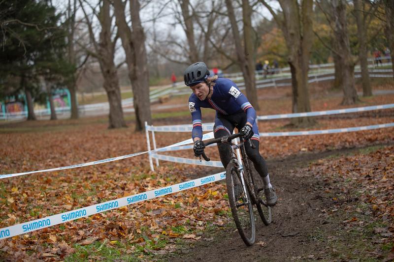 Sjaan Gerth (ON) Mariposa Cycle Racing Team - 10th place Elite Men