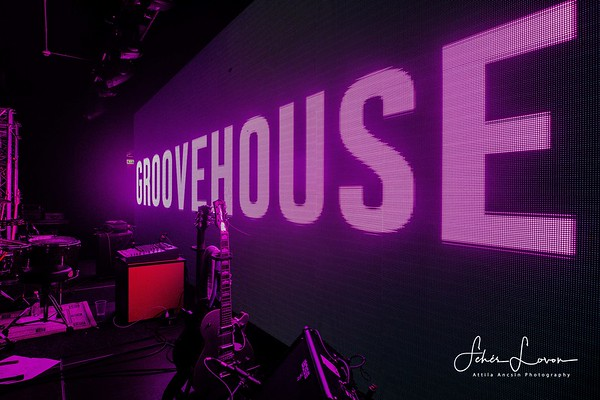Groovehouse - Akvárium - 20th Anniversary  - 2018.11.09