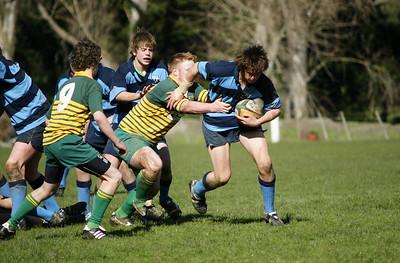 Ellesmere U15 Rugby 2008
