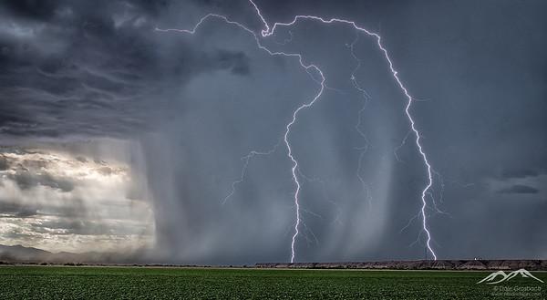 Storm Chasing - Southwestern Deserts
